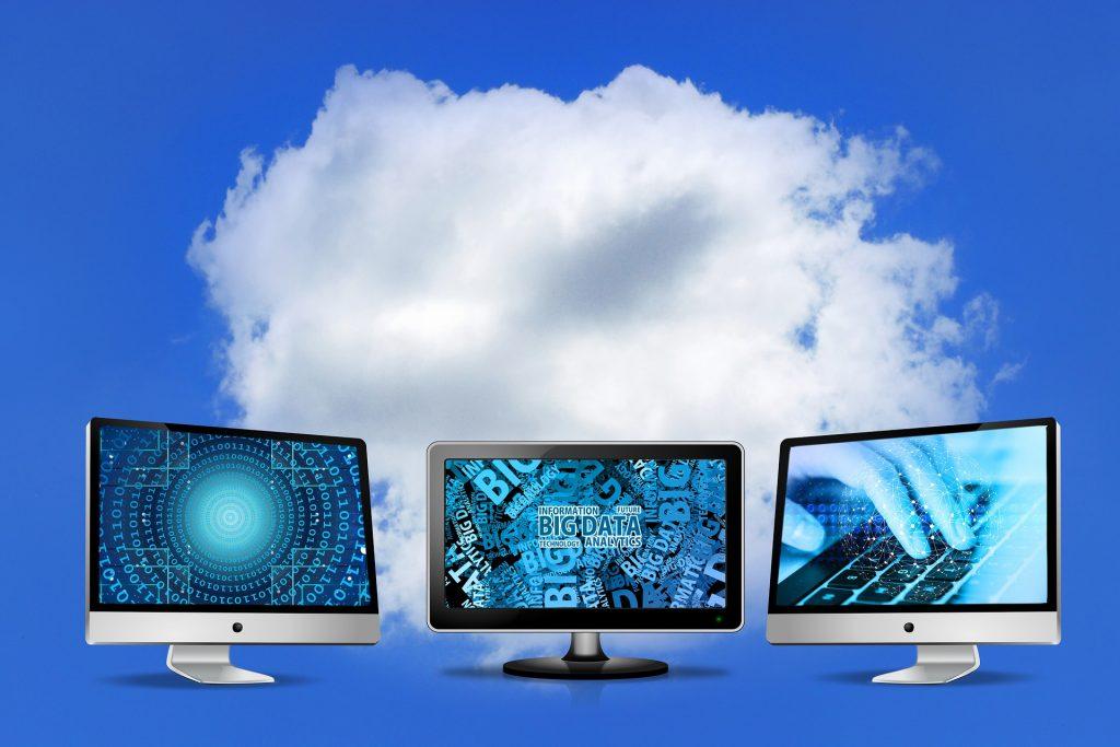 גיבוי בענן באתר אופק קלאוד